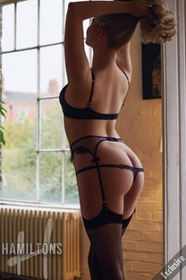 English London Escorts at Hamiltons Belle