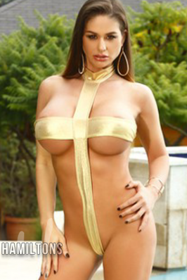 Busty London Escorts at Hamiltons Cathy Heaven Kensington
