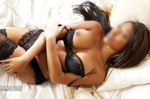 Overnight London escorts at Hamiltons