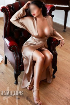 Elite London Escorts at Hamiltons of London Grace