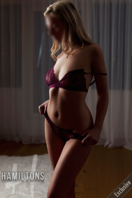 Dinner date London escorts at Hamiltons