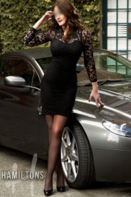 Dinner date escorts in London at Hamiltons
