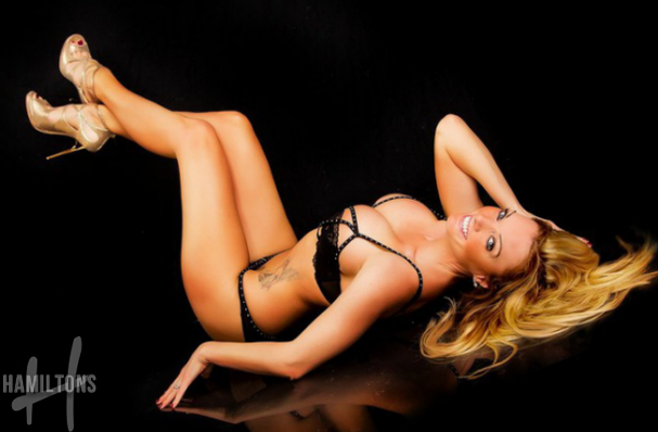Lacey Blonde escort London