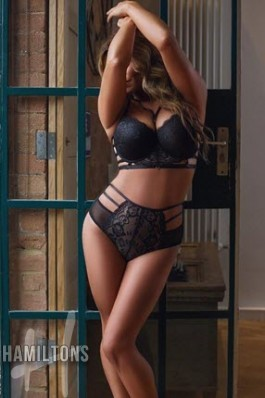 English London Escorts at Hamiltons Olivia
