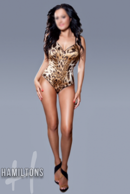 Hamiltons London escorts Raven
