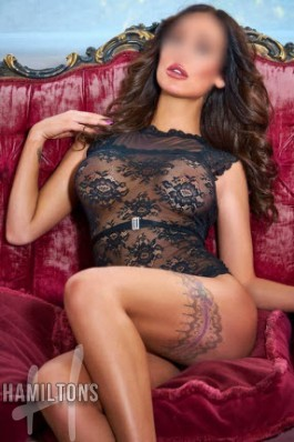 Elite London Escorts at Hamiltons of London Tilly